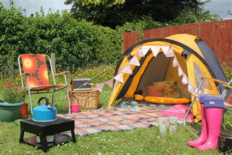 Kitsch Home Decor big night in festival at home glastonbury latitude camping
