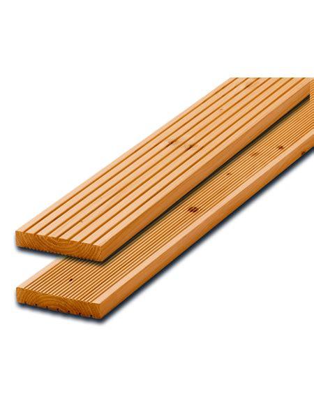 Mr Gardener Holz Terrassendielen Douglasie Grob Fein