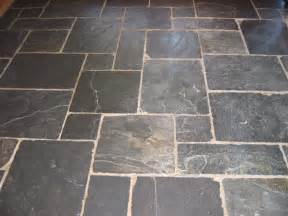 cleaning sealing slate flagstone tiles in fareham tile