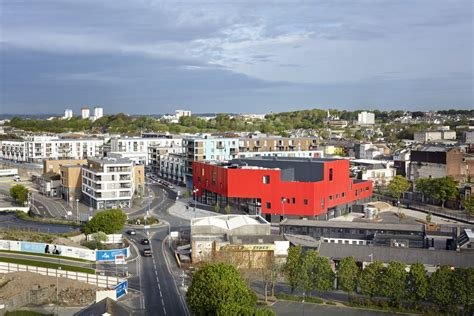 plymouth school plymouth school of creative arts hc5 e architect