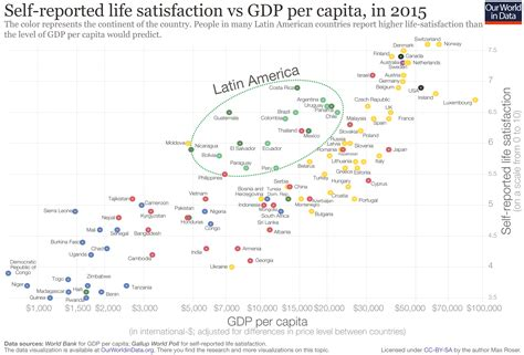 happiness and life satisfaction our world in data