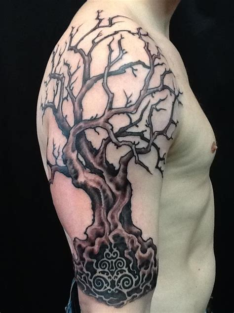 wicked tree tattoo designs tree in 2017 real photo pictures images