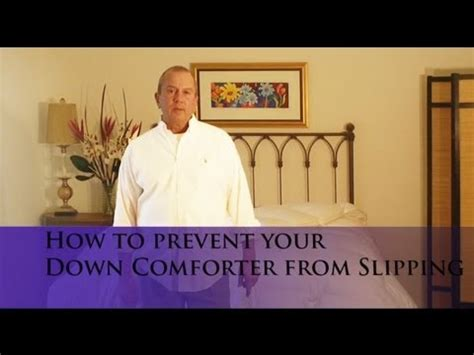 how to keep down comforter in duvet cover how to prevent your down comforter from slipping inside