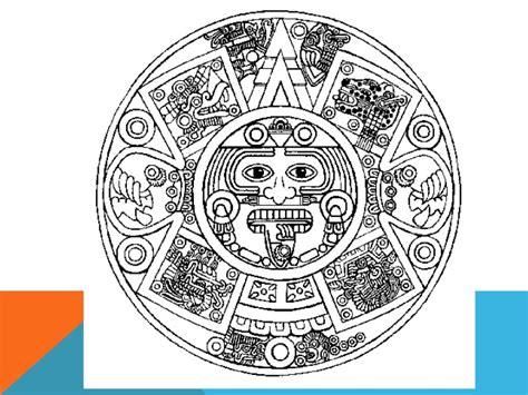 Aztec Calendar The Aztec Calendar