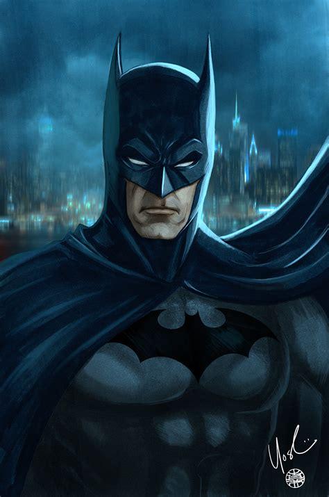batman wallpaper portrait batman portrait by protokitty on deviantart