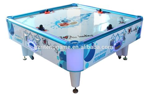 4 person air hockey table 2016 4 person coin operated superior sport air hockey