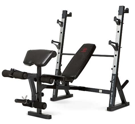 Marcy Squat Rack Review by 1000 Ideas About Bench Press Rack On Crossfit