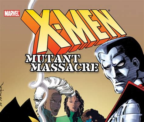 x men mutant massacre hardcover comic books comics marvel com