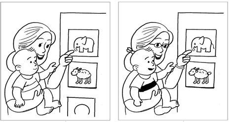 Buku Anak Transformers Spot The Difference resourceful parenting serupa tapi tak sama