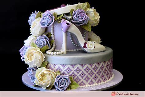 Wedding Shower Cakes – Bridal Shower Cake   Maria's Dream Cakes