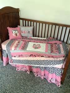 Pink Owl Crib Bedding 17 Best Images About Baby Stuff On Baby Crib Bedding Boy Baby Clothes And