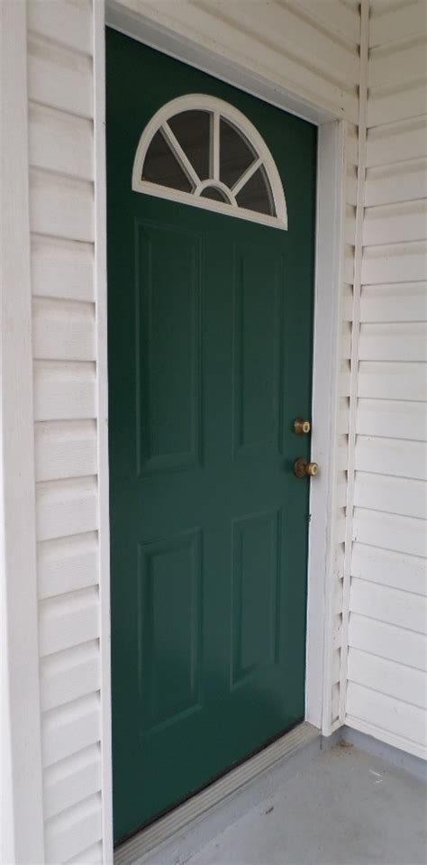 exterior metal door paint painting a steel door tips and tricks for a smooth