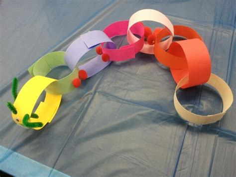 Paper Chain Crafts - 483 best dig into reading images on workshop