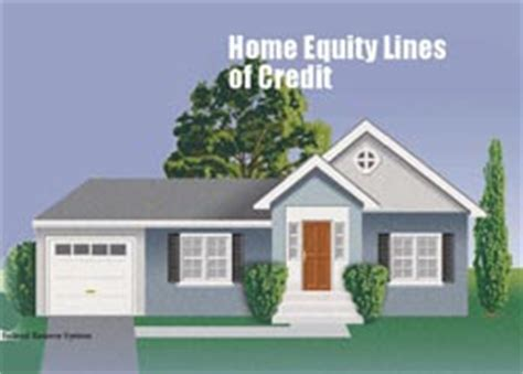 what is home equity loan and line of credit