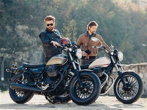 Motorrad News 9 by Neue Modelle Moto Guzzi V9 Roamer Und V9 Bobber Auto