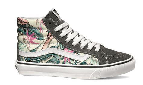 vans con i fiori le sneakers con i fiori www stile it