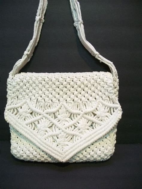 How To Make Macrame Bags - 132 best images about just purses on purse