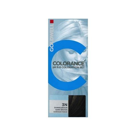 goldwell colorance goldwell colorance 3n h 229 rfarve ph 6 8