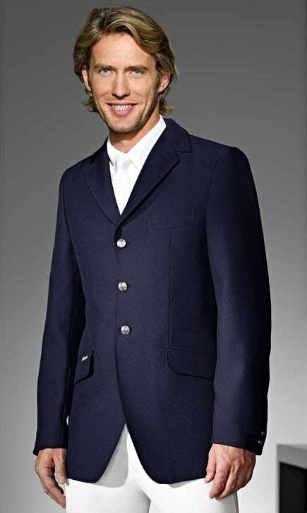 mens riding jackets pikeur dublin men s competition jacket in navy