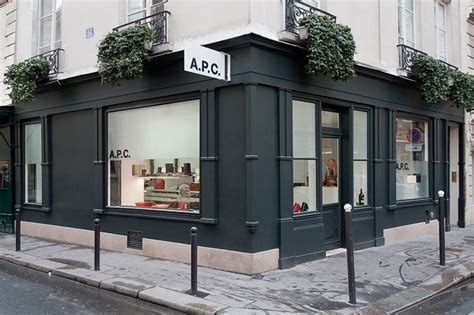 Apc Opens Discount Store In by A P C Store Opening Hypebeast