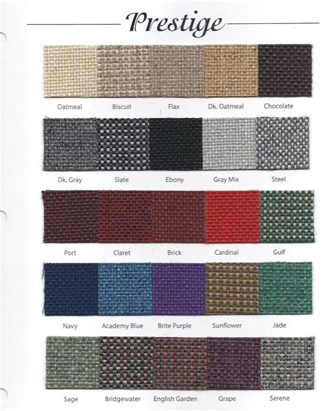car upholstery materials prestige automotive tweed