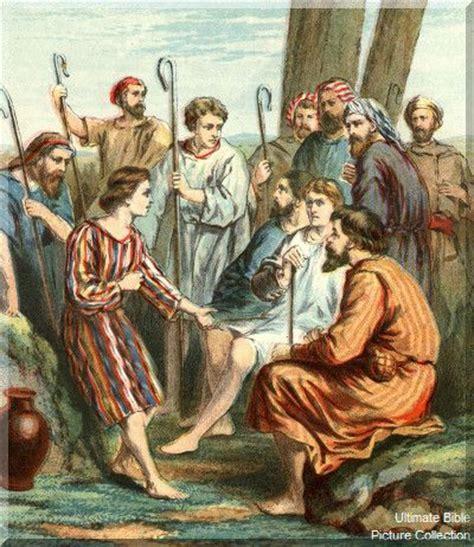 giuseppe antico testamento sacra bibbia illustrata antico testamento genesi