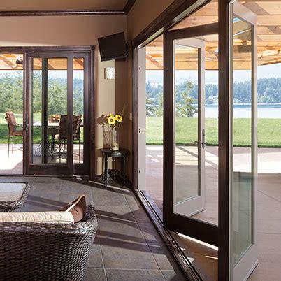 andersen bi fold doors seattle stacking glass wall systems bifold doors bellevue
