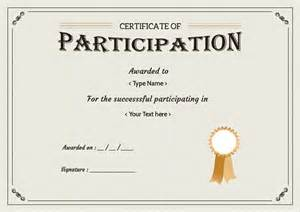 adobe illustrator certificate template doc 585477 certificate of participation template