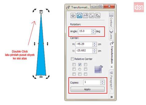 tutorial corel draw efek teks tutorial membuat efek teks pecah di coreldraw idesainesia