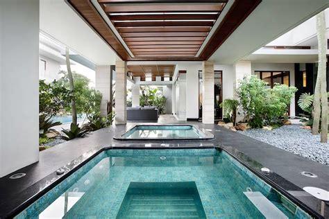 design exterior rumah mewah 8 desain rumah mewah dengan interior garden yang mempesona