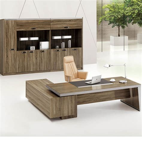 wooden l shaped office desk trade assurance l shaped solid wooden office furniture