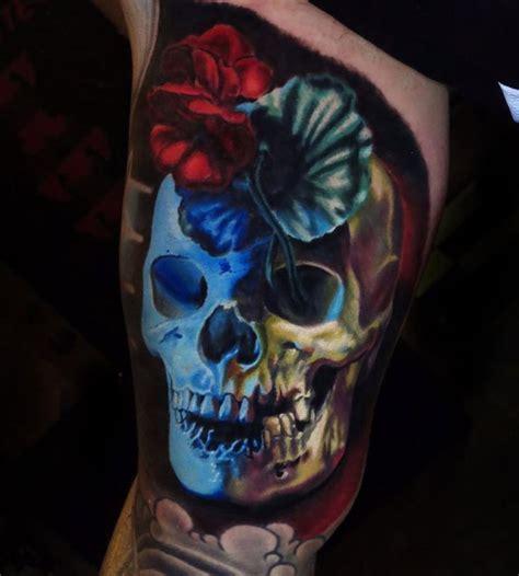 3d skull tattoo 191 best images on skull tattoos skulls and