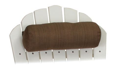 Neck Pillow For Chair outer banks outdoor neck pillow for deluxe adirondack chair rocker 4 colors