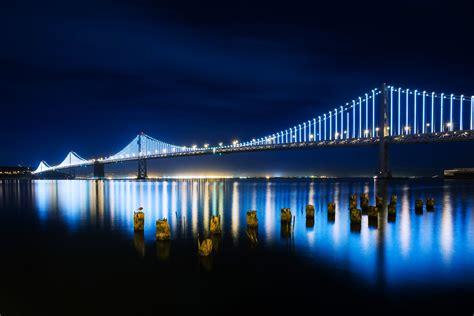 Light California by California San Francisco City County Golden Gate Bridge