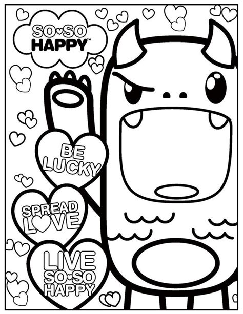 hard coloring pages cute food coloring pages food with faces coloring pages