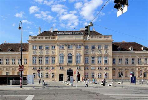 dove soggiornare a vienna il museumsquartier di vienna