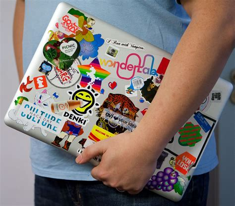 Sticker Keren Stiker For Laptop how to become a laptop sticker enthusiast