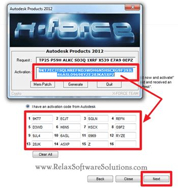 how to activate autocad 2012 trial version relax