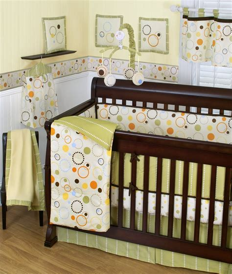 sumersault crib bedding pop dot and accessories baby