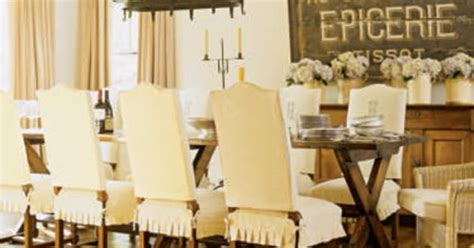 dining chair slipcovers casual cottage an american casual lake cottage chair slipcovers lakes