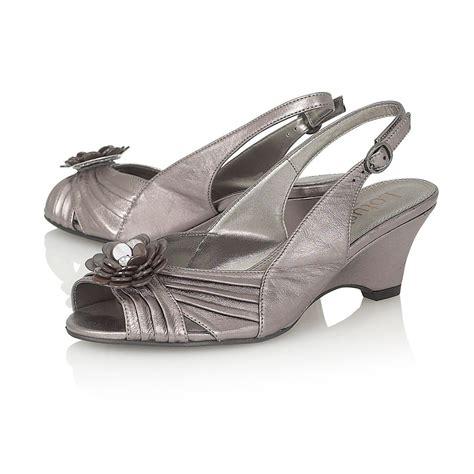 lotus valara formal shoes in gray lyst
