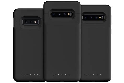 your samsung galaxy s10 battery will last longer with a mophie juice pack phonearena
