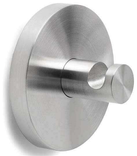 Modern Bathroom Hooks Blomus 68396 Primo Wall Hook Modern Towel Bars And Hooks New York By Expressdecor