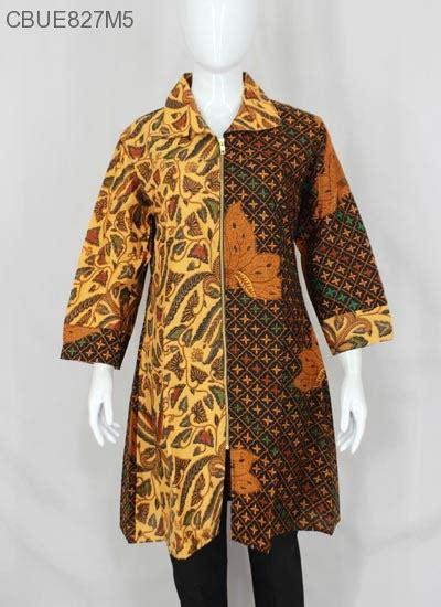 Tunik Batik Motif tunik mega retlesting motif klasik blus lengan panjang