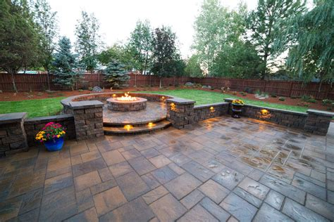 backyard renovation cost backyard landscape renovation newport ave landscaping