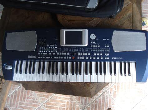Keyboard Korg Pa500 Bekas korg pa500 image 633055 audiofanzine