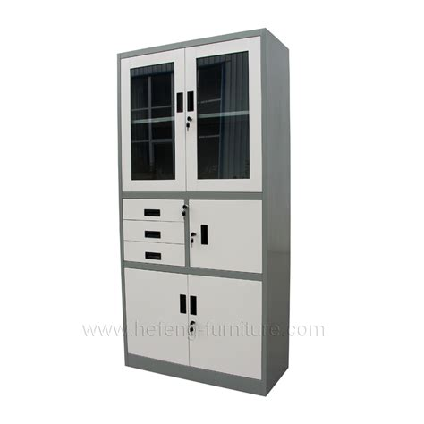 glass door cabinet with drawers glass door cabinet with drawers luoyang hefeng furniture