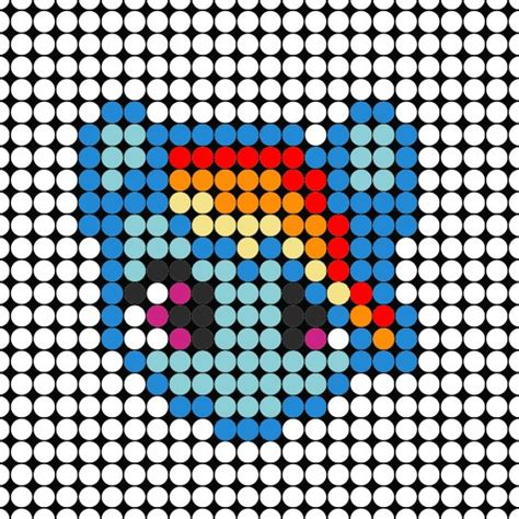 bead my my pony perler bead patterns