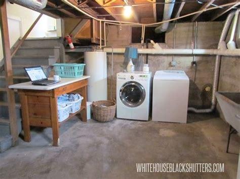 27 coolest basement laundry room ideas laundry unfinished basement laundry and basement laundry