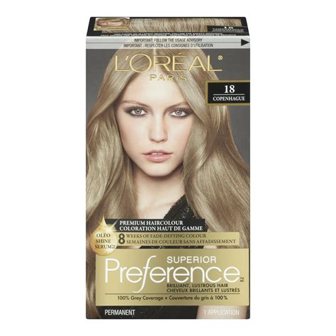 loreal preference medium ash blonde review youtube buy preference medium ash blonde 18 hair colour from value